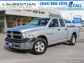 2013 Ram 1500 ST - DRIVE RAM CAPABILITY AND HEMI POWER ! 4WD Quad Cab 140.5 ST