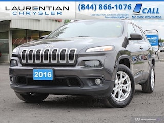 2016 Jeep Cherokee North - CARVE YOUR OWN PATH WITH JEEP !! 4WD  North