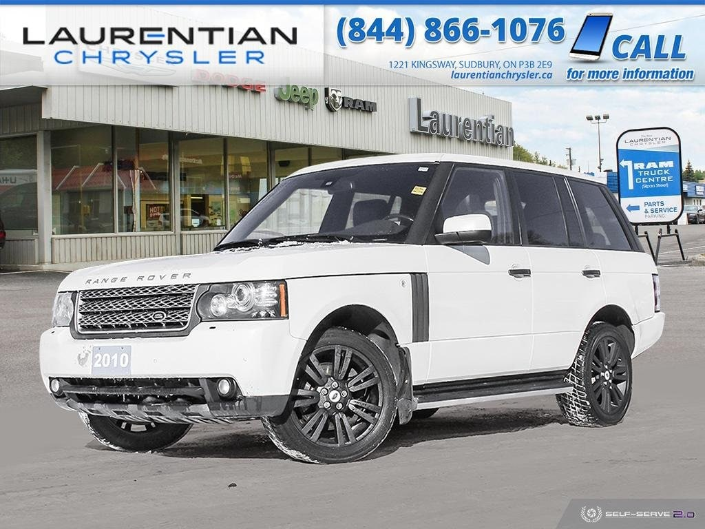 2010 Land Rover Range Rover HSE- DRIVE RANGE ROVER LUXURY AND CAPABILITY ! 4WD  HSE