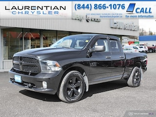 2016 Ram 1500 ST - RAM V6 POWER AND CAPABILITY 4WD Quad Cab 140.5 ST