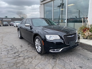 2018 Chrysler 300 LIMITED|AWD|ONE OWNER|LOCAL TRADE|LOW KMS|HEATED C Sedan