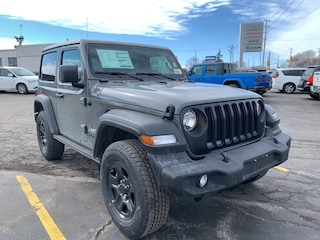2021 Jeep Wrangler Sport 4x4 for sale in Leamington, ON Sting-Grey