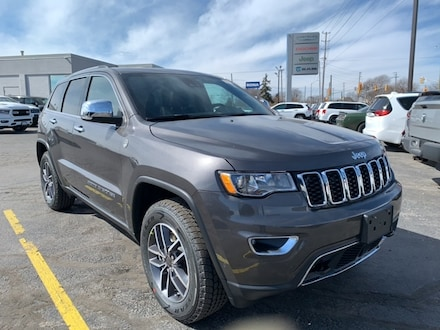 2021 Jeep Grand Cherokee Limited 4x4 for sale in Leamington, ON Granite Crystal Metallic