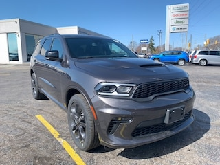 2021 Dodge Durango R/T All-wheel Drive for sale in Leamington, ON Granite Crystal Metallic