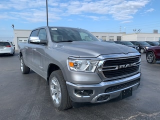 2021 Ram 1500 Big Horn Truck Crew Cab for sale in Leamington, ON Billet Silver Metallic