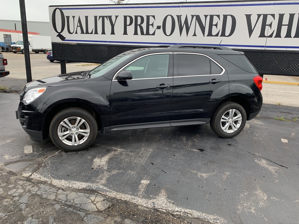 2015 Chevrolet Equinox LT HEATED SEATS REMOTE START ONE OWNER  SUV