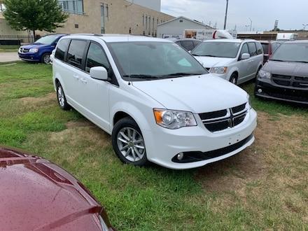 2020 Dodge Grand Caravan Premium Plus Van for sale in Leamington, ON Bright White