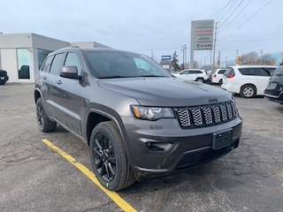 2021 Jeep Grand Cherokee Laredo SUV for sale in Leamington, ON Granite Crystal Metallic