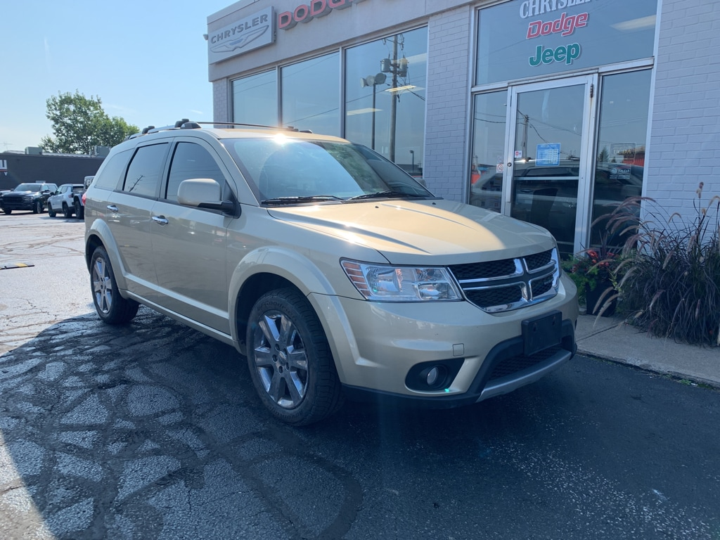 2011 Dodge Journey R/T|AWD|ONE OWNER|LOCAL TRADE|LEATHER| SUV