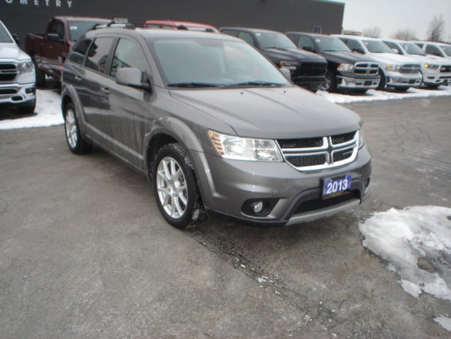 2013 Dodge Journey Crew SUV