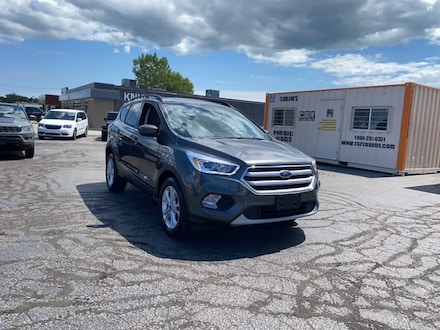 2017 Ford Escape SE LOCAL TRADE NAVIGATION BLUETOOTH ECOBOOST BACK  SUV