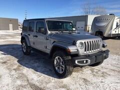 2018 Jeep All-New Wrangler Sahara SUV