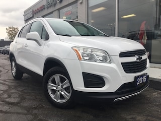 2015 Chevrolet Trax LT|ONE OWNER|LOCAL TRADE|BLUETOOTH|AWD| SUV