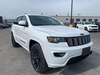2021 Jeep Grand Cherokee Altitude 4x4 for sale in Leamington, ON Bright White