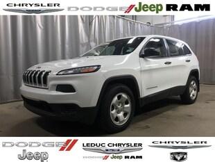 2016 Jeep Cherokee Sport SUV