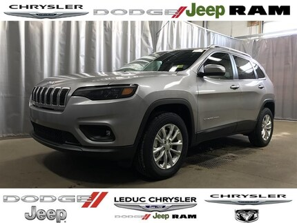 2019 Jeep New Cherokee SUV