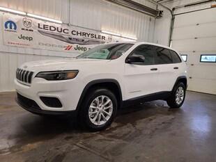 2021 Jeep Cherokee Sport SUV