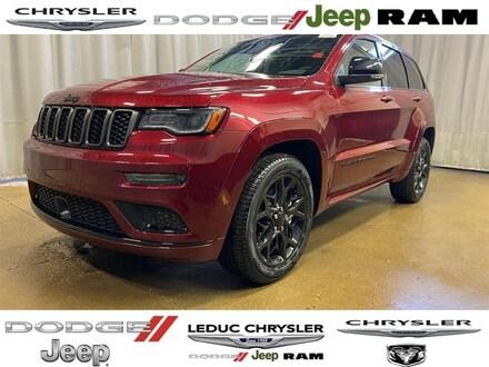 2021 Jeep Grand Cherokee Limited SUV