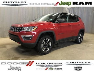 2018 Jeep Compass Trailhawk SUV