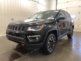 2020 Jeep Compass Trailhawk SUV