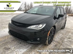 2019 Chrysler Pacifica Limited - Leather Seats SUV