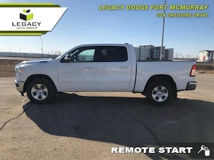 2019 Ram 1500 Big Horn - Big Horn -  Remote Start Crew Cab