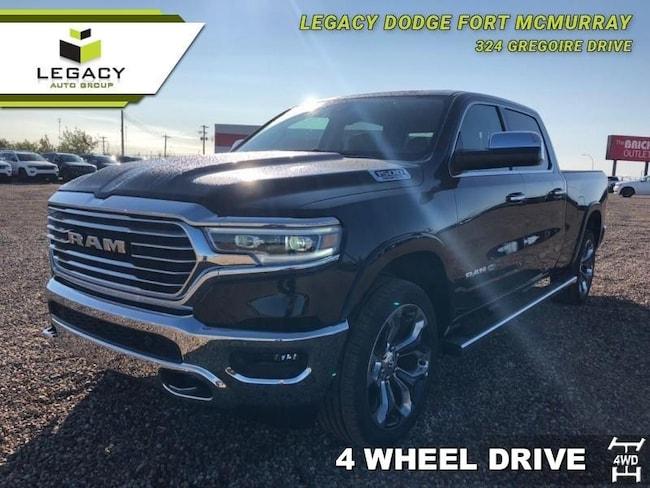 2019 Ram 1500 Laramie Longhorn - Hemi V8 - Leather Seats Crew Cab