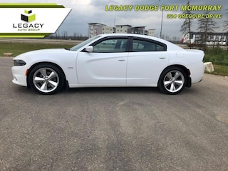 2016 Dodge Charger R/T Road & Track - Leather Seats Sedan