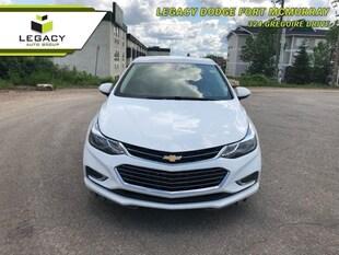 2018 Chevrolet Cruze Premier - Leather Seats Sedan