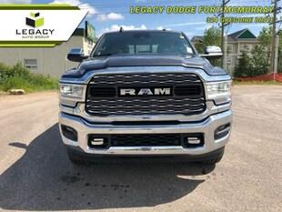 2019 Ram 2500 Limited - Diesel Engine - Sunroof Crew Cab