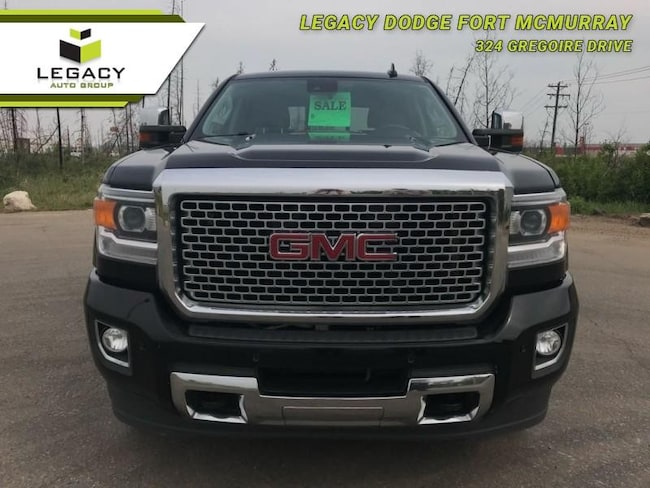 2016 GMC Sierra 2500HD Denali - Navigation -  Leather Seats Crew Cab