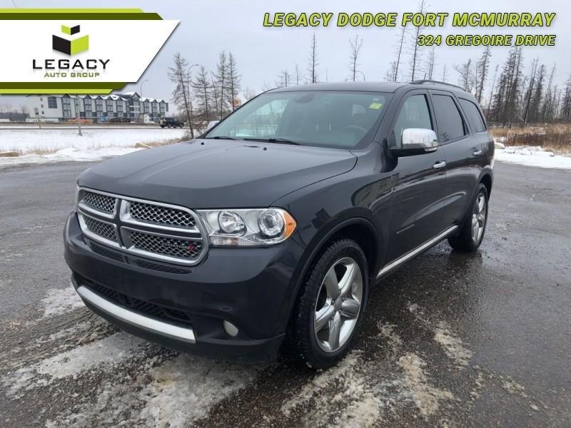 2013 Dodge Durango Citadel - Sunroof -  Leather Seats VUS