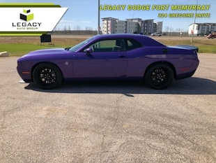 2019 Dodge Challenger SRT Hellcat - Leather Seats Coupe