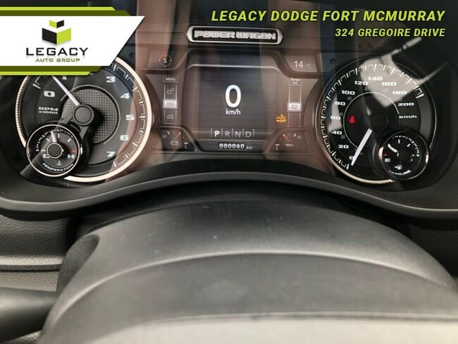 2019 Ram 2500 Power Wagon - Sunroof - Leather Seats Crew Cab