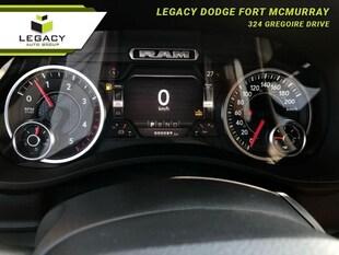 2019 Ram 2500 Laramie - Diesel Engine - Leather Seats Crew Cab