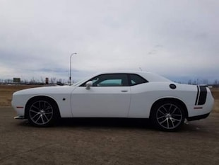 2018 Dodge Challenger R/T 392 Scat Pack - Sunroof Coupe