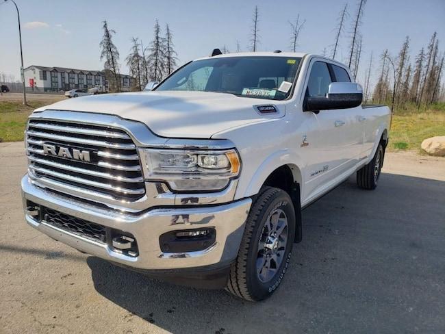 2019 Ram 3500 Longhorn - Sunroof Crew Cab