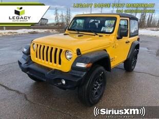 2019 Jeep Wrangler Sport - Siriusxm SUV