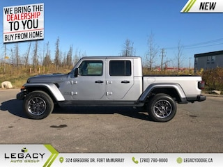 2020 Jeep Gladiator Overland Regular Cab