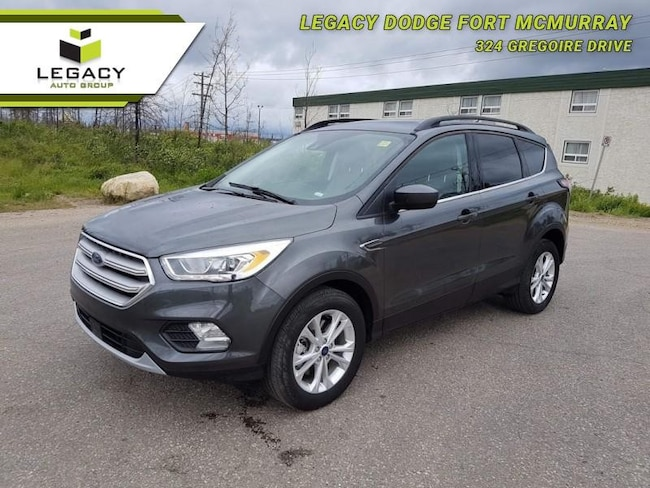 Used 2018 Ford Escape SEL - Leather Seats - Sync 3 For Sale | Fort