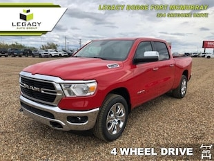 2019 Ram 1500 Big Horn - Hemi V8 - Remote Start Crew Cab
