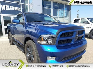 2010 Dodge Ram 1500 Sport - Sunroof -  Navigation Regular Cab