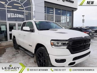2021 Ram 1500 Sport -  Android Auto -  Apple Carplay Quad Cab