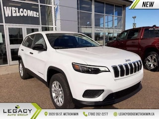 2021 Jeep Cherokee Sport - LED Lights -  Uconnect 3 SUV