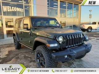 2021 Jeep Wrangler Willys -  Uconnect SUV