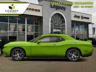 2019 Dodge Challenger R/T -  Android Auto -  Apple Carplay Coupé