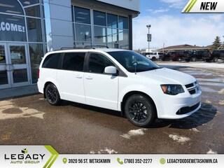 2020 Dodge Grand Caravan GT - Chrome Exterior Van