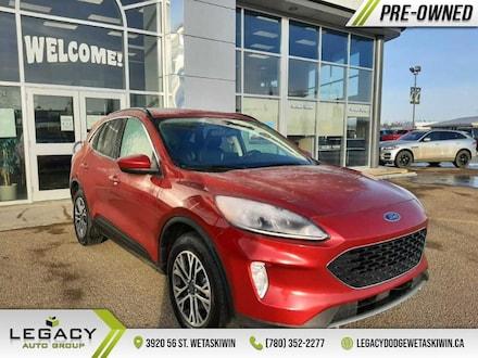 2020 Ford Escape SEL 4WD - Activex Seats -  Power Liftgate SUV