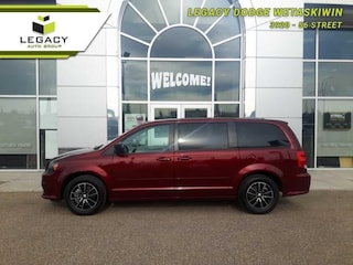 2017 Dodge Grand Caravan CVP/SXT - Low Mileage Van