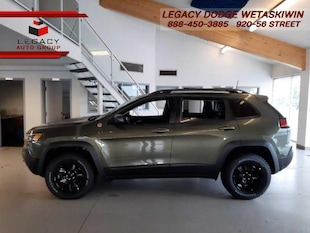 2020 Jeep Cherokee Trailhawk Elite - Trailhawk SUV